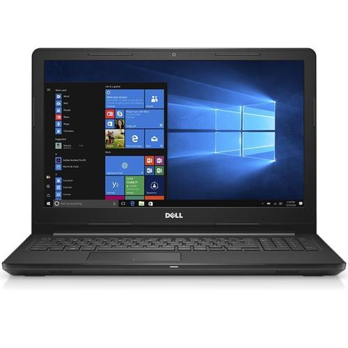 DELL INSPIRON 3000 15 3581 15.6'/I3-7020U/4GB/1TB/INTEL HD 620/WIN10HOME 64B/3C/3YOS/BLACK