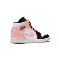 Nike Air Jordan 1 Mid Crimson Tint Toe
