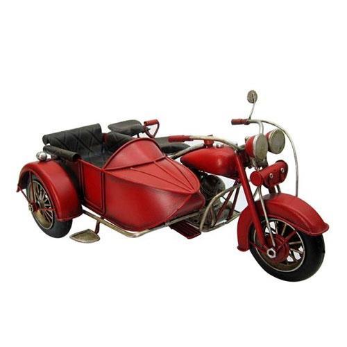 אופנוע עם סירה