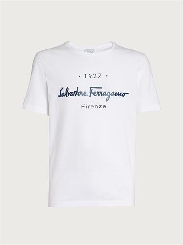 Tee-shirt Salvatore Ferragamo לגבר