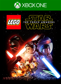 PS4 LEGO Star Wars: The Force Awakens