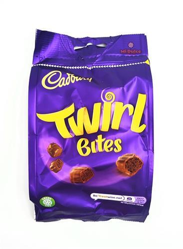 Twirl bites