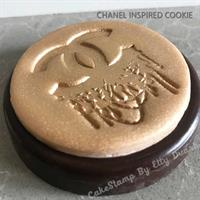 CHANEL Chandelier cookie - new stamp
