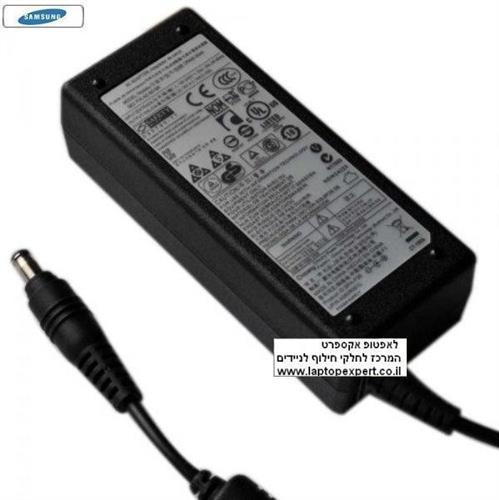 מטען מקורי למחשב נייד סמסונג Samsung 19v 3.16a Power Supply RV511 / RV510 / SF310 / R540 AC Adapter