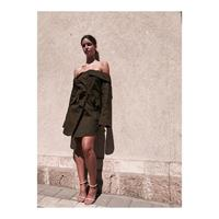 שמלת ביוטי זית