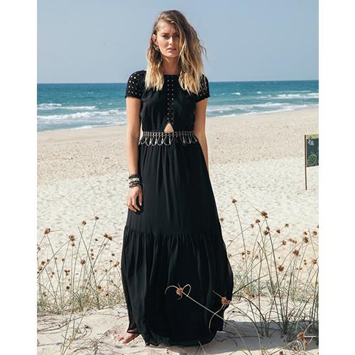 שמלת הלנה שחורה