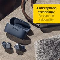 אוזניות ללא חוטים Jabra Elite Active 75t True Wireless