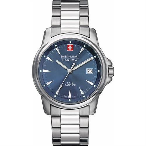 שעון יד אנלוגי גברים Swiss Military Hanowa 06-5230.04.003