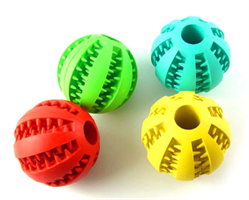 משחק כדור דנטלי לכלבים