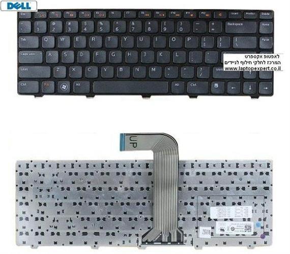 החלפת מקלדת למחשב נייד דל Dell Vostro 3550 Laptop Keyboard 0X38K3
