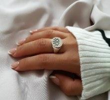 טבעת חותם עין