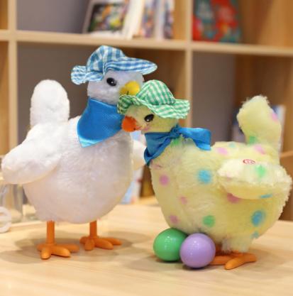משחק תרנגולת מטילה ביצה