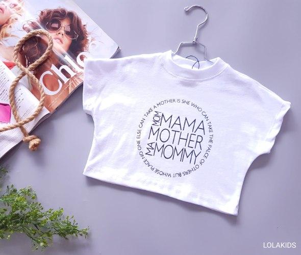 חולצת הדפס דגם 9577