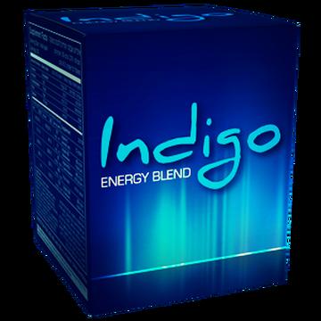 INDIGO- משקה אנרגיה טבעוני הראשון מסוגו
