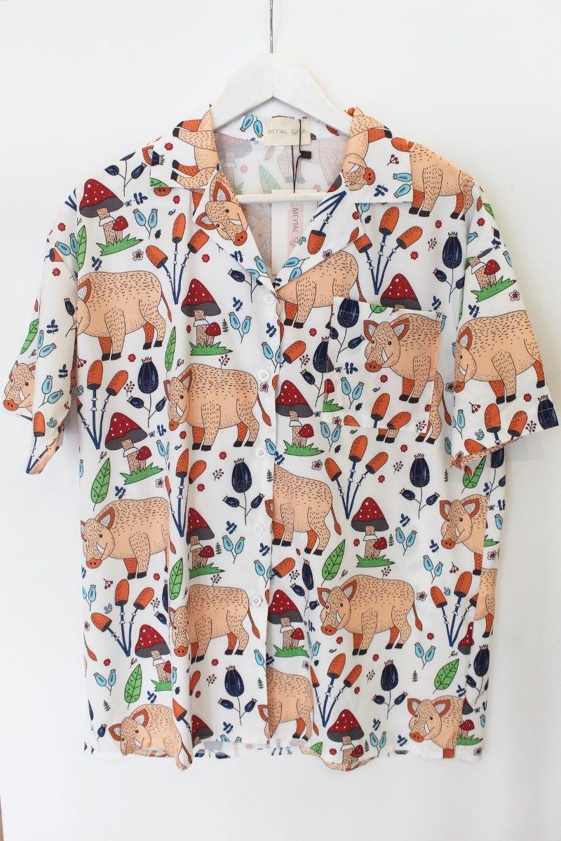 חולצת ארטי בייב