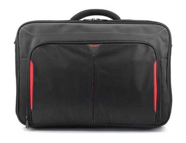 """תיק צד למחשב נייד Targus Classic+ 17-18"""" Clamshell Laptop Bag - CN418"""