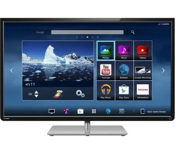 טלוויזיה 50 Toshiba 50L4300