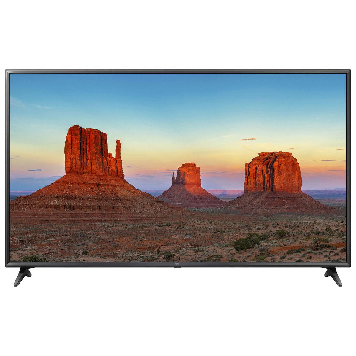 טלוויזיה LG 43UK6300Y 4K 43 אינטש