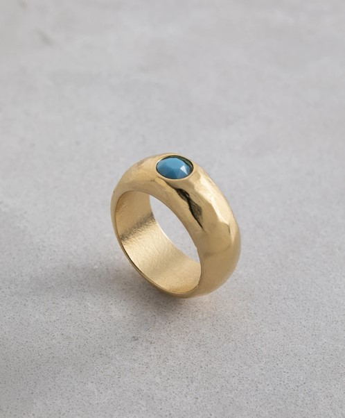 טבעת DANON - סאריה טורקיז