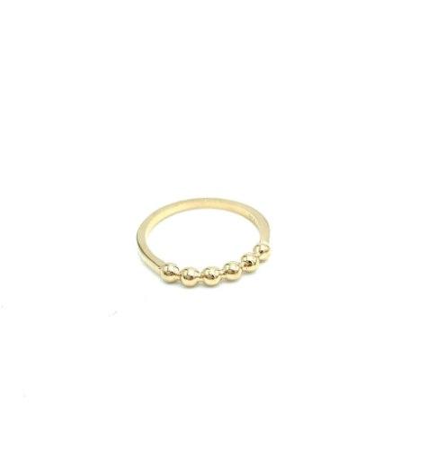 טבעת סלין זהב 14K