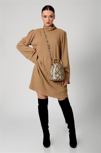 שמלת קלואי כאמל