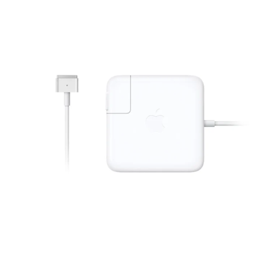מטען מקורי למחשב נייד אפל Apple 14.85V 3.05A 45W MD592ZA Magsafe 2