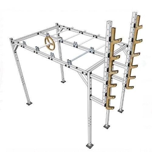 סלמון Salmon Ladder