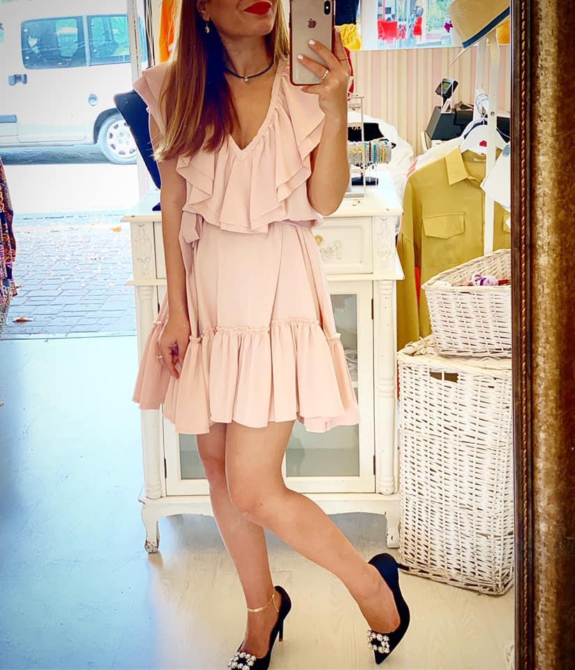 שמלת מילאנה