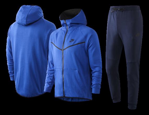 חליפת חורף נייק כחולה  מבוגרים 2021
