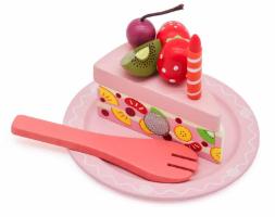 W10B320 - עוגת שכבות ליום הולדת מעץ לילדים, קפיץ קפוץ