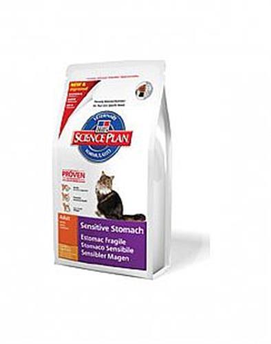 """סיינס פלאן חתול לקיבה רגישה 1.5 ק""""ג"""