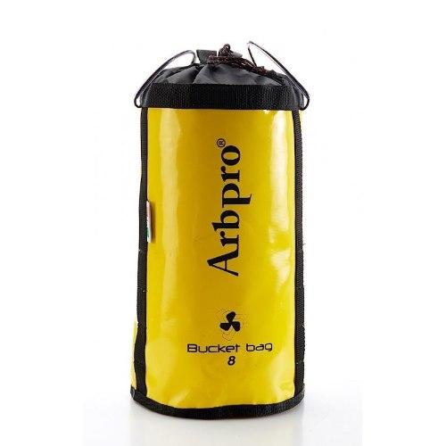 תיק חבל/ציוד 8 ל' צהוב - ARBPRO