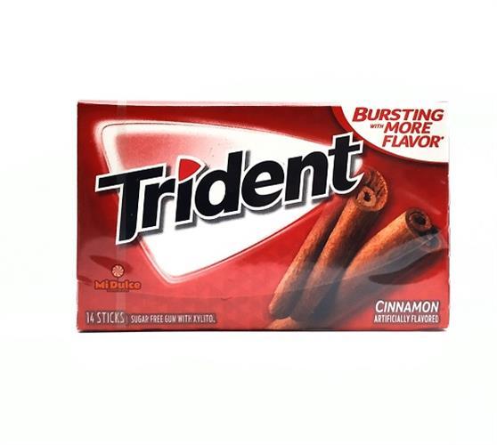 Trident Cinnamon