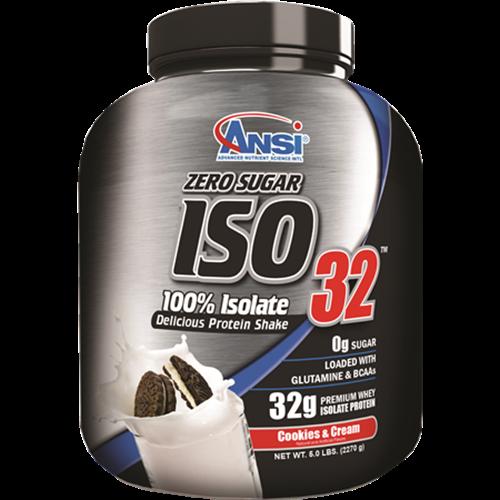 אבקת חלבון איזו פלקס 32 משקל 2.27 ISO PLEX 32 כשר