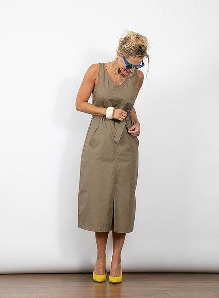 שמלת לורי בז'