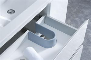 ארון אמבטיה תלוי בעיצוב נקי דגם קיסר פלוס KISAR PLUS