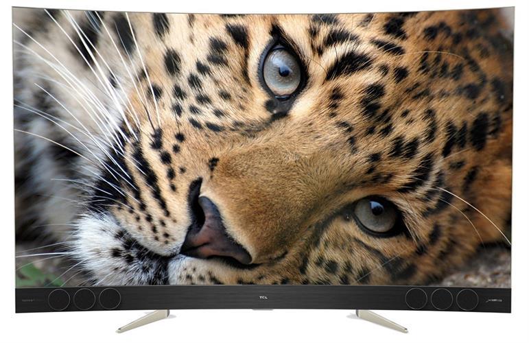 טלוויזיה TCL 65X3CUS 4K 65 אינטש QLED