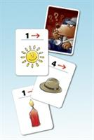 שרלוק- משחק קלפים בלשי