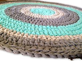 שטיחים, שטיח סרוג, שטיחים סרוגים, שטיחים לחדרי ילדים, שטיחים מטריקו, שטיחים בהזמנה, שטיח מטריקו, חוטי טריקו לסריגה,