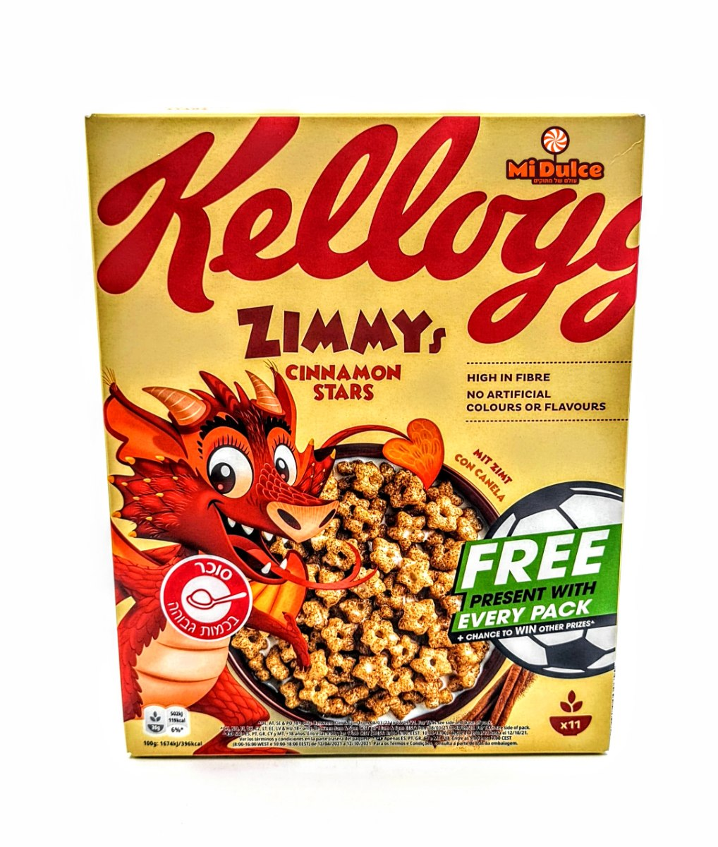 Zimmy's Cinnamon Stars