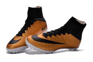 נעלי כדורגל קט-רגל מקצועיות לילדים Nike MercurialX Proximo Street Indoor מידות 35-38