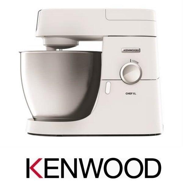 KENWOOD מיקסר שף 6.7 ליטר דגם  KVL4102W עם קערה נוספת מפלסטיק
