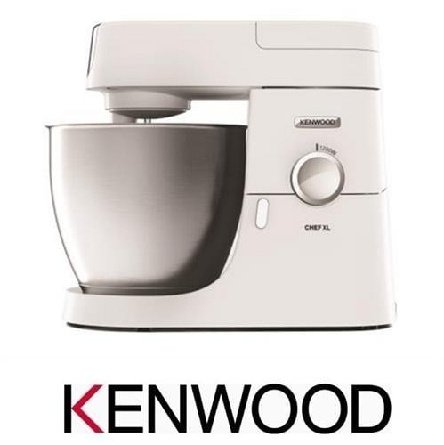 KENWOOD מיקסר שף 6.7 ליטר דגם : KVL4102W עם קערה נוספת מפלטסיק