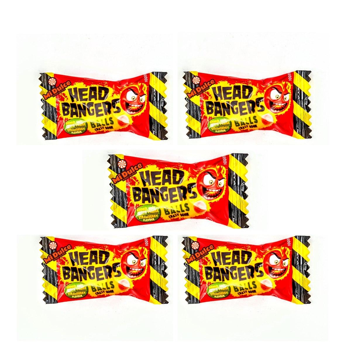 חמישיית Head Bangers, בטעם תות