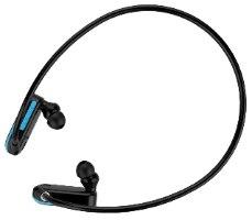 נגן לשחייה Bluetooth עמיד במים Blue Voice עם קליפ טעינה