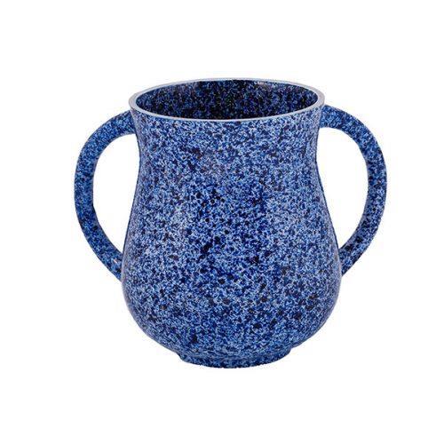 נטלה - דמוי שיש -כחול כהה