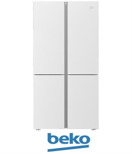 beko מקרר 4 דלתות דגם GN1406221GW