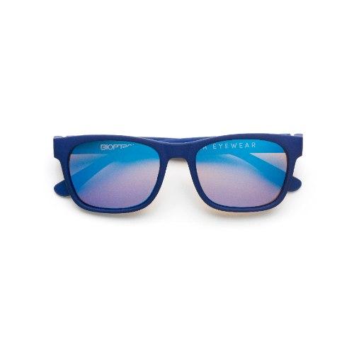 משקפי היפרלייט (נגד קרינה) לילדים, דגם THE-0402BK MRBU מסגרת כחולה