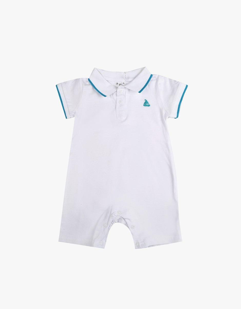 אוברול  תינוקות פולו