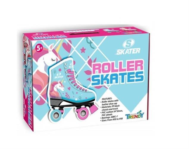 גלגיליות Skater ABEC 7 Unicorn